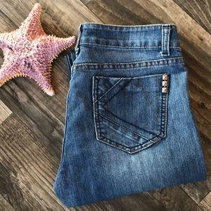 🍃 Kardashian Kollection The Kim Jeans -8